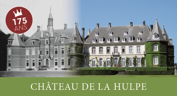 175 years of Château de La Hulpe: Launch of the Timeline